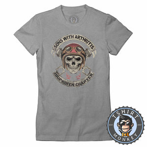 Ibuprofen Chapter SOA Inspired Tshirt Lady Fit Ladies 0043