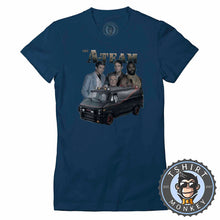 Load image into Gallery viewer, The A Team Van Tshirt Lady Fit Ladies 0144