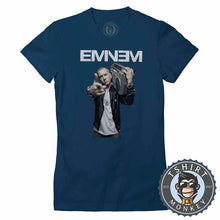 Load image into Gallery viewer, Eminem Tshirt Lady Fit Ladies 0128