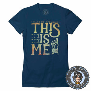 This is ME Tshirt Lady Fit Ladies 0139