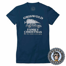 Load image into Gallery viewer, Griswold Family Christmas Tshirt Lady Fit Ladies 2875