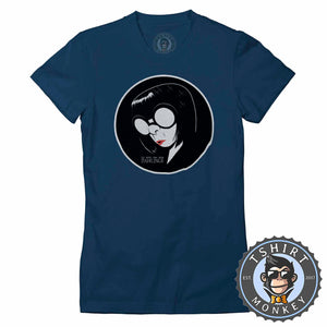 Edna - Its Been Too Long Dahlings Movie Inspired Incredibles Tshirt Lady Fit Ladies 1233