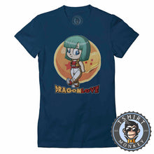 Load image into Gallery viewer, Dragon Love Bulma Tshirt Lady Fit Ladies 0059