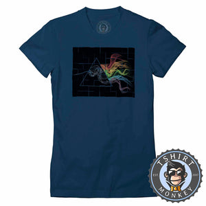 Pink Floyd - Time Inspired Tshirt Lady Fit Ladies 2933