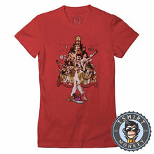 Load image into Gallery viewer, Mercury Christmas Tshirt Lady Fit Ladies 3006