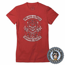 Load image into Gallery viewer, Sons With Arthritis Ibuprofen Vintage Biker Tshirt Lady Fit Ladies 1077