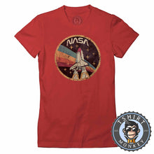 Load image into Gallery viewer, Vintage Nasa Inspired Tshirt Lady Fit Ladies 0126