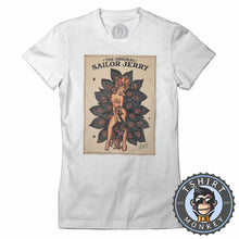 Load image into Gallery viewer, Sailor Jerry Halftone Tshirt Lady Fit Ladies 0234