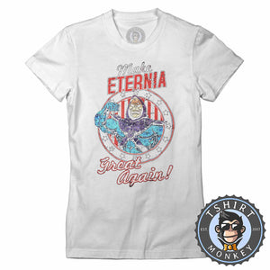 Make Eternia Great Again Tshirt Lady Fit Ladies 2934