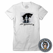 Load image into Gallery viewer, Valar Morghulis Inspired Illustration Tshirt Lady Fit Ladies 0338