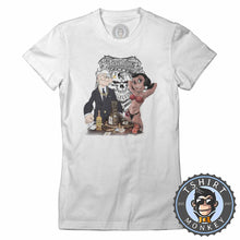 Load image into Gallery viewer, Ogabel Tattoo Street Popeye Inspired Tshirt Lady Fit Ladies 0061