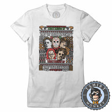 Load image into Gallery viewer, You have Been Naughty Ugly Sweater Tshirt Lady Fit Ladies 3003