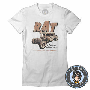 Rot Rods No Guarantee Tshirt Lady Fit Ladies 0033