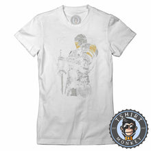 Load image into Gallery viewer, The Knight Tshirt Lady Fit Ladies 0170