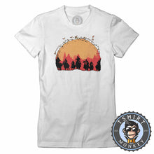 Load image into Gallery viewer, Red Dead Redemption Game Inspired Vintage Cowboy Tshirt Lady Fit Ladies 1200