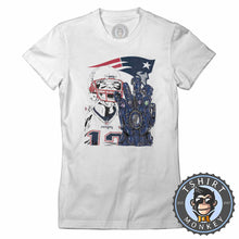 Load image into Gallery viewer, Patriots Infinity Tshirt Lady Fit Ladies 0199