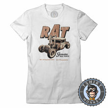 Load image into Gallery viewer, Rot Rods No Guarantee Tshirt Lady Fit Ladies 0035