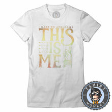 Load image into Gallery viewer, This is ME Tshirt Lady Fit Ladies 0139