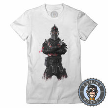 Load image into Gallery viewer, Black Knight Tshirt Lady Fit Ladies 0299