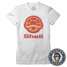 Load image into Gallery viewer, Turtle Shell Meme Mashup Funny Tshirt Lady Fit Ladies 1204