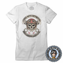 Load image into Gallery viewer, Ibuprofen Chapter SOA Inspired Tshirt Lady Fit Ladies 0043