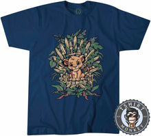 Load image into Gallery viewer, The King Lion Simba Cute Cartoon Movie Inspired Tshirt Shirt Kids Youth Children 2367