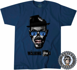 The Walking Bad Tshirt Mens Unisex 0168