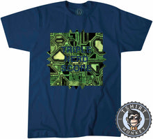 Load image into Gallery viewer, Triple Nerd Score Geek Technology Graphic Tshirt Kids Youth Children 1303