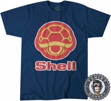 Load image into Gallery viewer, Turtle Shell Meme Mashup Funny Tshirt Kids Youth Children 1204