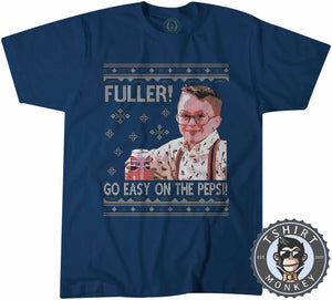 Fuller Go Easy Home Alone Ugly Sweater Christmas Tshirt Kids Youth Children 2985