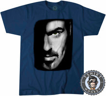 Load image into Gallery viewer, Older - George Micheal Tshirt Kids Youth Children 0183