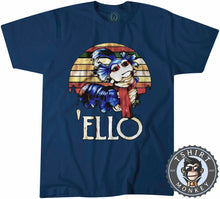 Load image into Gallery viewer, Labyrinth Worm Ello Tshirt Mens Unisex 3018
