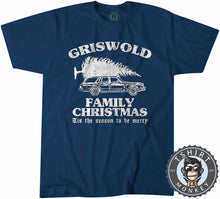 Load image into Gallery viewer, Griswold Family Christmas Tshirt Kids Youth Children 2875