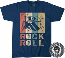 Load image into Gallery viewer, Rock N Roll Tshirt Mens Unisex 2989