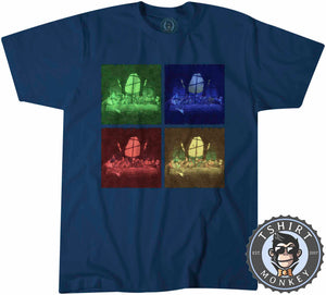Last Supper Nightmare Tshirt Mens Unisex 2887