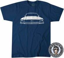 Load image into Gallery viewer, American Muscle Car Mustang V8 GT Shelby Tshirt Mens Unisex 0001