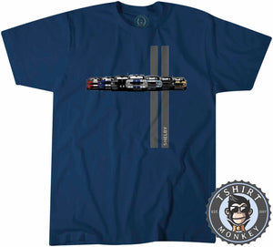 Chevy Shelby Camaro Super Car Tshirt Kids Youth Children 0024