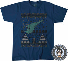 Load image into Gallery viewer, Comet Ugly Sweater Christmas Tshirt Mens Unisex 2910