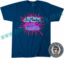 Load image into Gallery viewer, It's Monday Shake It Up T Shirt T-Shirt Unisex Mens Kids Ladies - TeeTiger