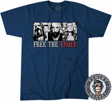 Load image into Gallery viewer, Free The Three - Rob Zombie Three From Hell Music Inspired Vintage Tshirt Kids Youth Children 1359