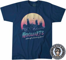 Load image into Gallery viewer, Hogwarts Inspired Vintage Summer Tshirt Kids Youth Children 0343