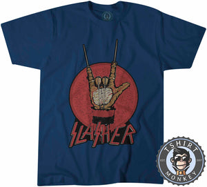 Slasher - Cat Music Inspired Graphic Meme Tshirt Mens Unisex 1216