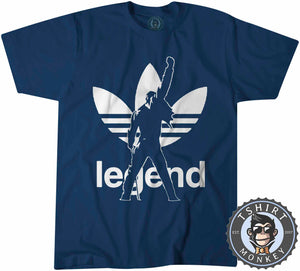 Legend - Freddie Mercury Inspired Tshirt Mens Unisex 0221