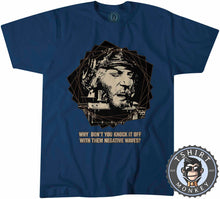 Load image into Gallery viewer, Kelly's Heroes Why Don't You Knock It Off With Them Negative Waves Vintage Tshirt Kids Youth Children 1240