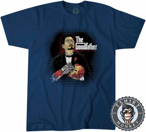 The Good Father - I Love You 3000 - Iron Man Quotes Movie Inspired Tshirt Mens Unisex 1257