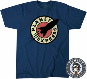 Planet Express Tshirt Kids Youth Children 0034