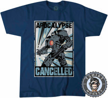 Load image into Gallery viewer, Apocalypse Cancelled Tshirt Mens Unisex 0272