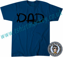 Load image into Gallery viewer, Dad T-Shirt Unisex Mens Kids Ladies - TeeTiger