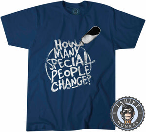 How Many Special People Change Tshirt Kids Youth Children 0193