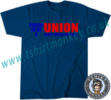 Load image into Gallery viewer, Proud To Be A Union Sheet Metal Worker T-Shirt Unisex Mens Kids Ladies